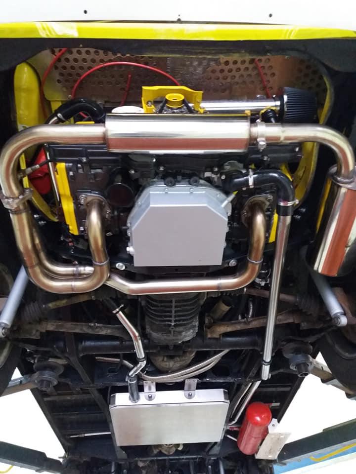 15 - Fellows Speed Shop - VW Subaru Engine Conversions