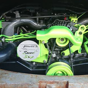 VW Subaru Engine Conversion